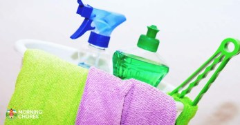 How to Make Non-Toxic, All-Natural DIY Household Cleaners