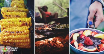 17 Delicious Campfire Recipes to Help You Weather Any Storm
