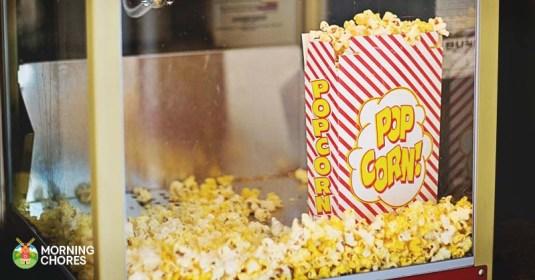 6 Best Popcorn Popper Reviews: Enjoy Delicious Homemade Popcorn