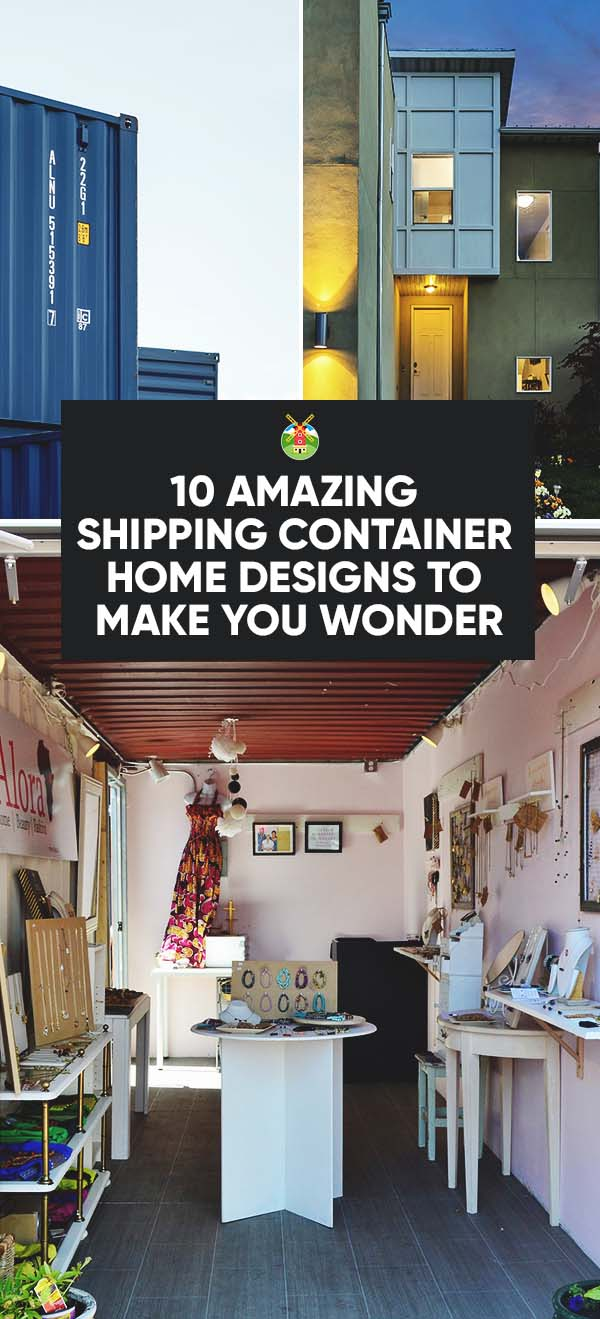 Another Benefit Is That Shipping Container Homes Already Have The Shell  Created So They Can Cost Less. Donu0027t You Wonder If This Could Be An Ideal  Solution ...