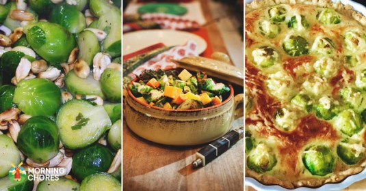 21 Delicious Brussels Sprouts Recipes to Help Win You Over