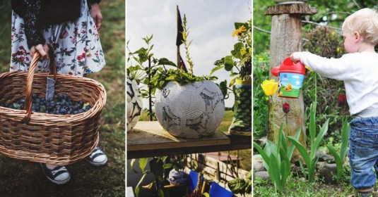 11 Fun Ways to Get Your Kids in the Garden Year After Year