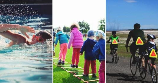 15 Fun Family Exercises For Health, Fitness, Energy and Bonding