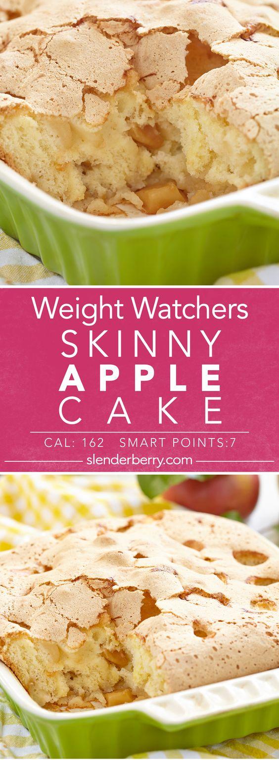 Weight Watchers Banana Cake Recipe