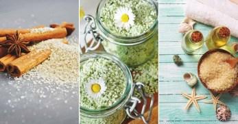 26 DIY Sugar Scrub Recipes to Make Your Skin Silky Smooth