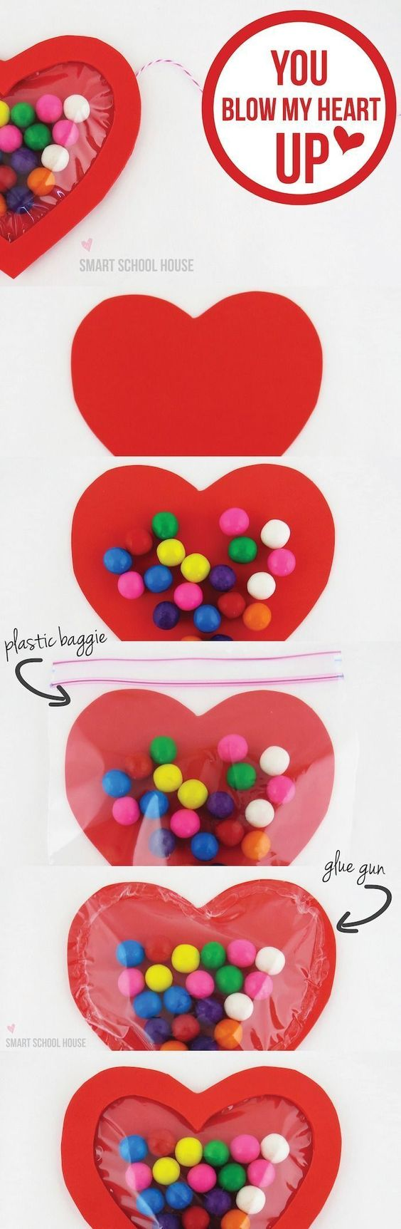 33 Simple DIY Valentines Cards Perfect For Valentines Day