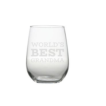 Best Grandma Wine Glass