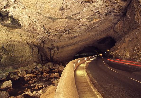 La grotte du Mas d'Azil - (c) Le Guide Ariège-Pyrénées