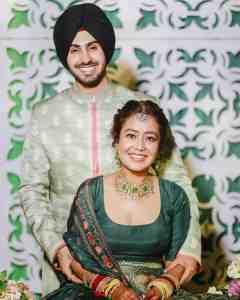 Rohanpreet Singh's wife