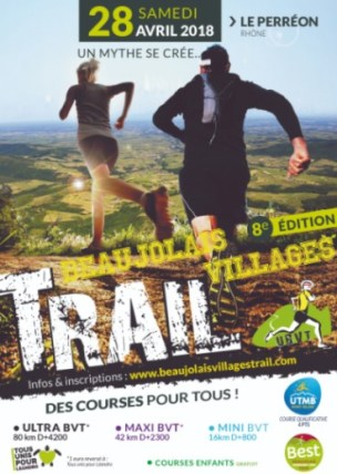 ultra beaujolais villages trail ubvt 2018 morning runner