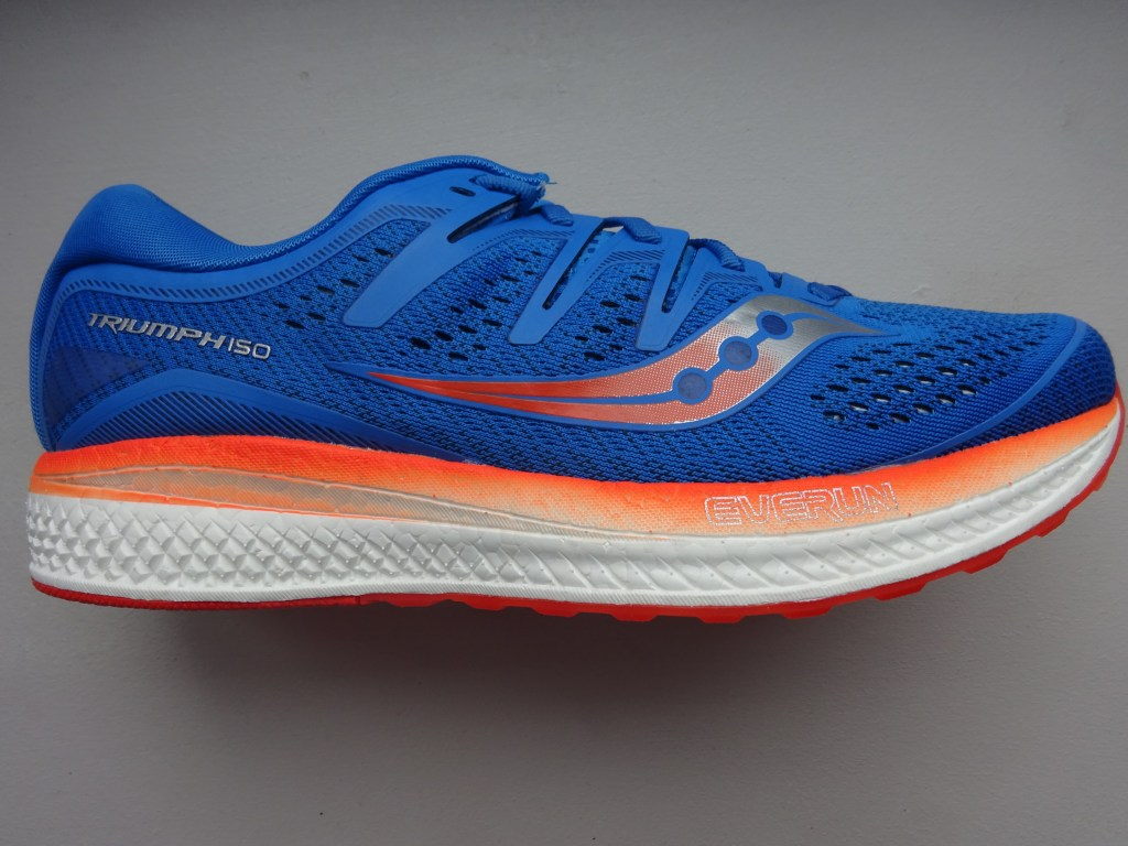 test chaussure saucony triumph iso 5 morning runner