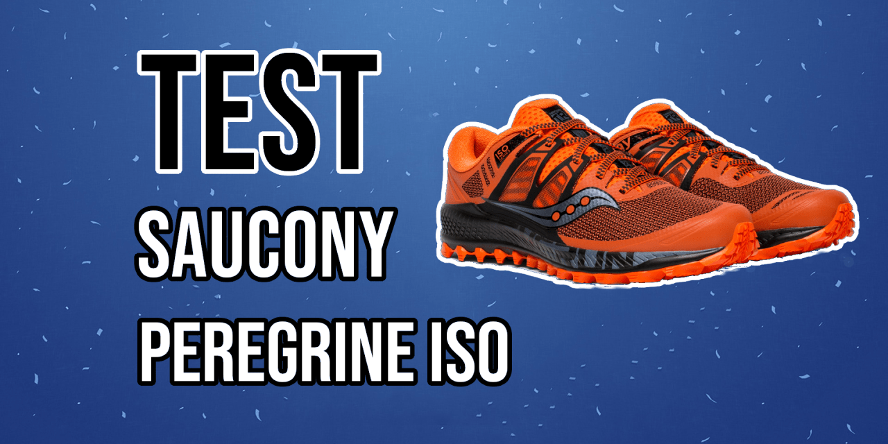 3dacf5194f [TEST] Les chaussures SAUCONY - Peregrine ISO - Morning Runner - Anthony  FRONTERA
