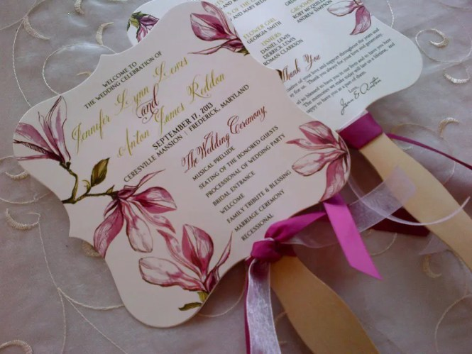 The Organized Bride Wedding Invitations Frederick Md