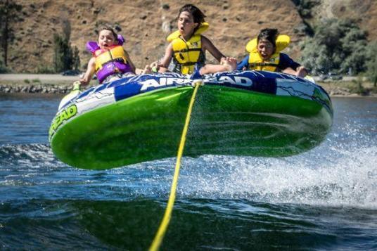 Boys camp tubing (4)