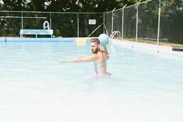 Devan water polo