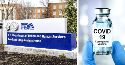 FDA Approves Mixing Vaccines