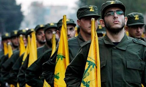 """Lebanon's Hezbollah Leader Claims a Force of 100,000 """"trained fighters"""""""