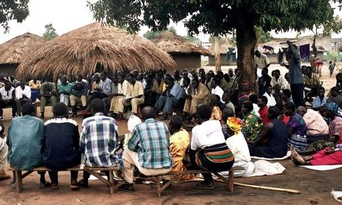 Massacre of Christian Tribe in Congo