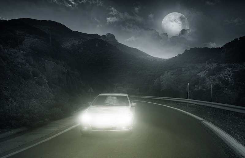 Social Media Strategy is like the lights on your car - it helps other people to see you.