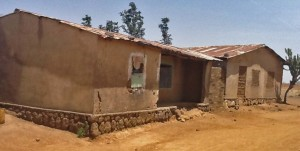 Dual-home attacked by suspected Islamic extremists in Kogom Tah village, Plateau state. (Morning Star News photo)