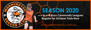 Community Grading Trials U13-U16 Boys @ Dallas Brooks Park