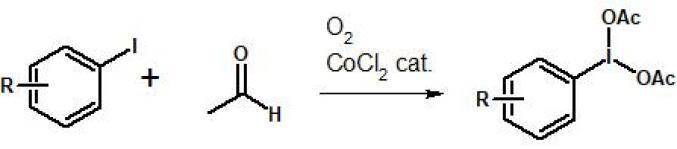 超原子価ヨウ素を空気でつくる | 有機化学論文研究所