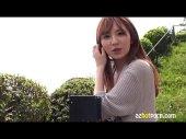 大人気AV女優の大橋未久がイチャつきデートからホテルでハメ撮りしてるウラビデライフ/