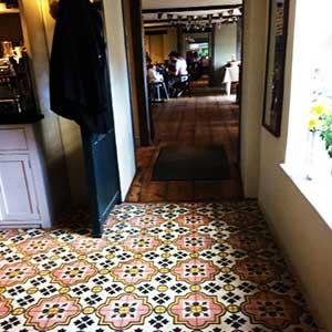 moroccan encaustic tiles handmade in
