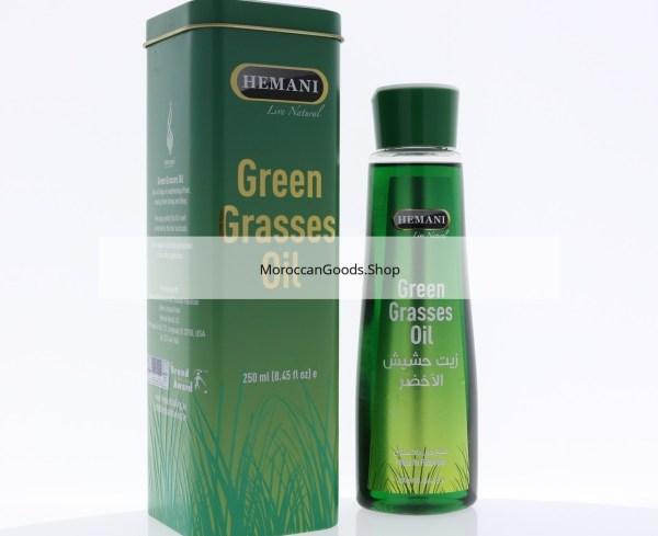 زيت الحشيش الأخضر هيماني