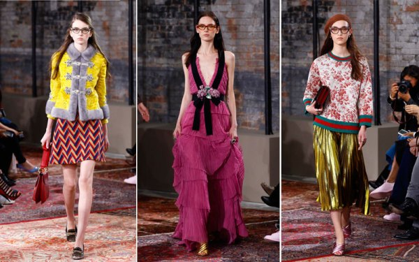 Gucci goes for a Moroccan setting in its latest fashion ...