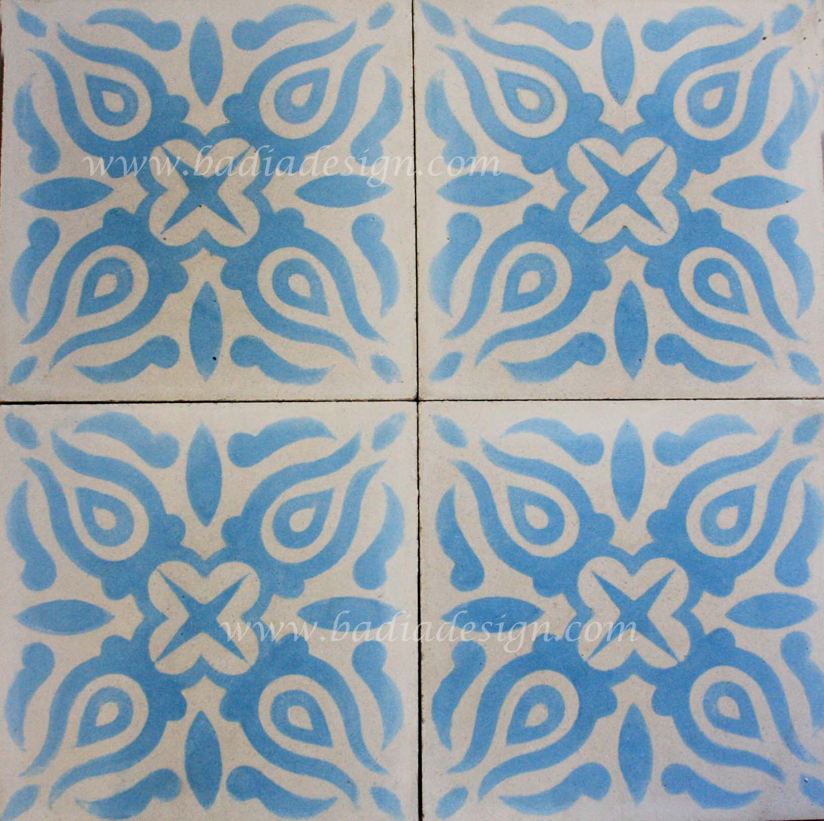 Moroccan Cement Tiles Los Angeles