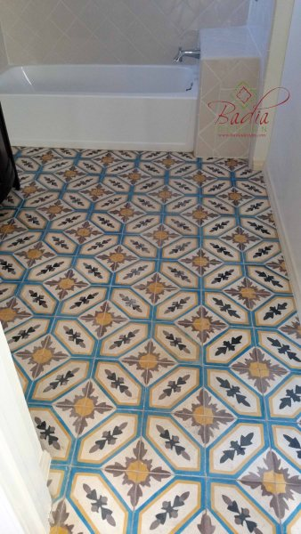 Moroccan Bathroom Floor Tiles   Moroccan Tiles Los Angeles Moroccan Bathroom Floor Tiles  bathroom floor tiles  Moroccan shower tiles   shower tiles