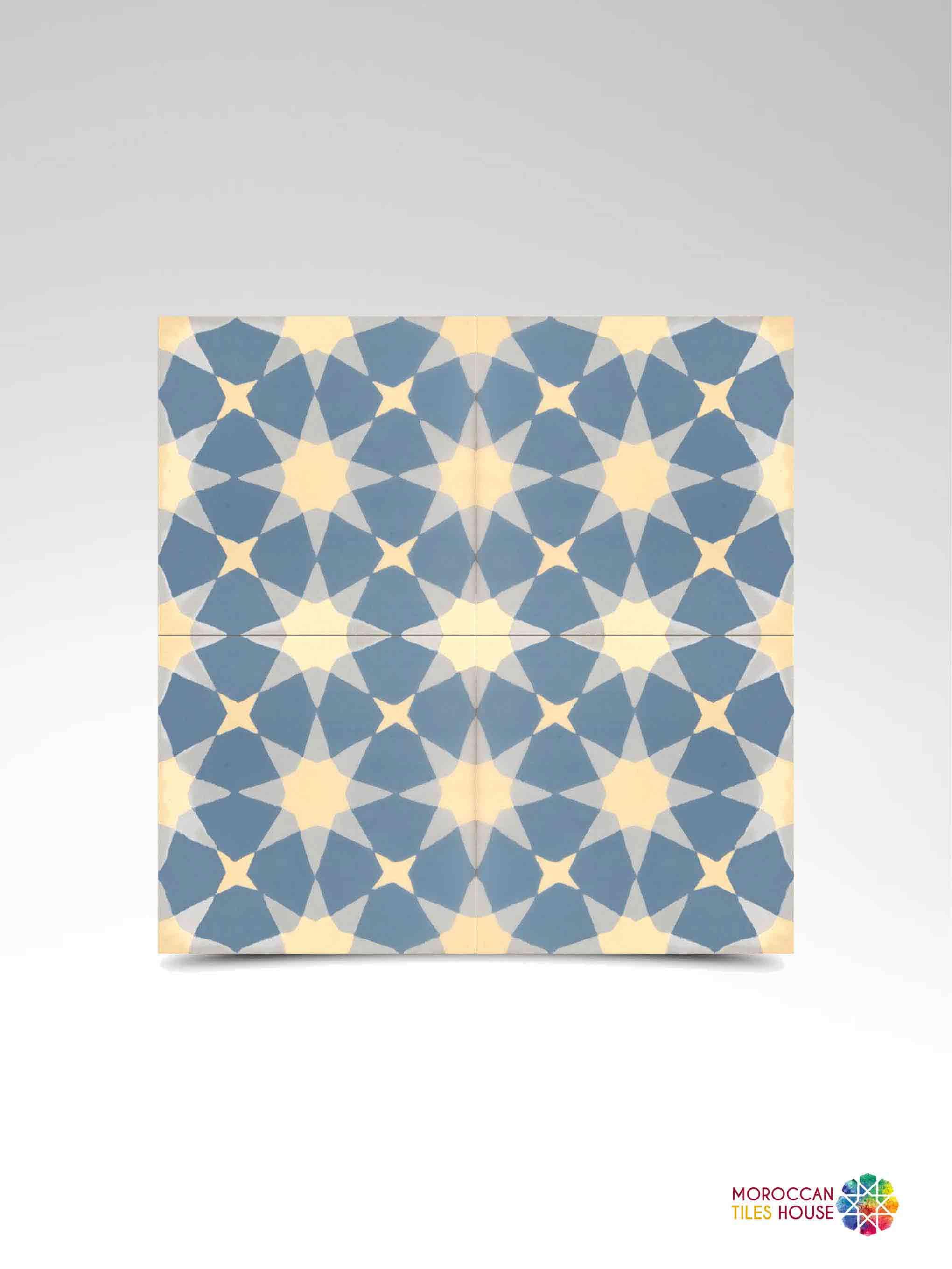 CI-1300718 - Moroccan Tiles House