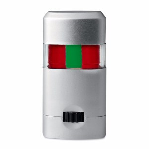 Schmink stick with the red green moroccan collors