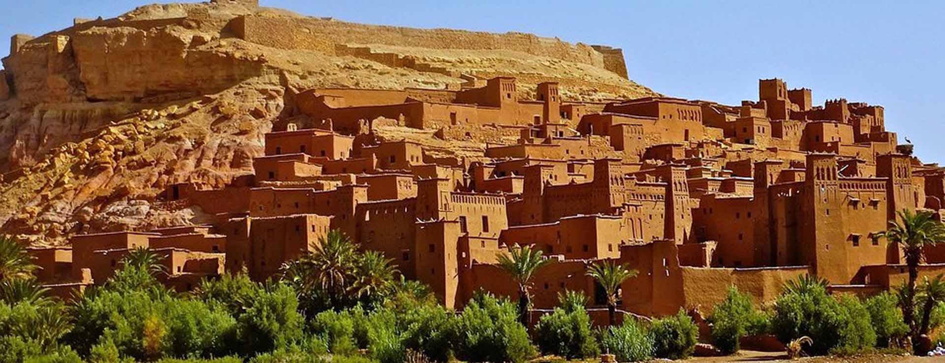 Ait Benhaddou Ouarzazate Day Trip - Day Excursion from