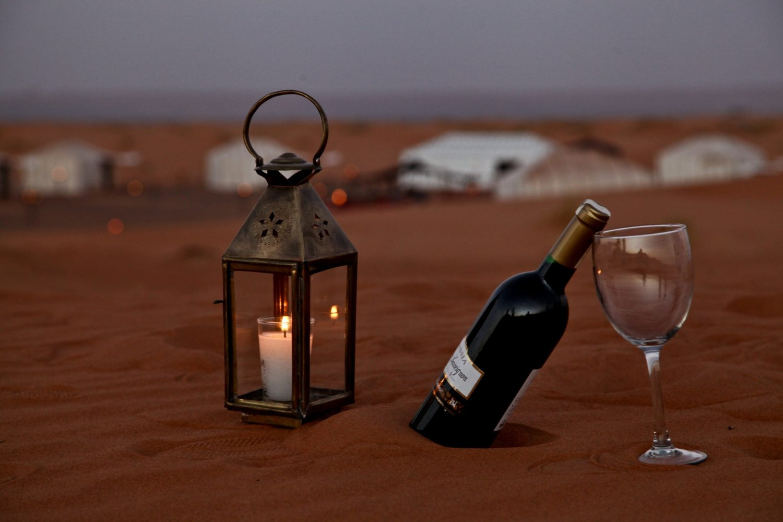 desert camp erg chigaga