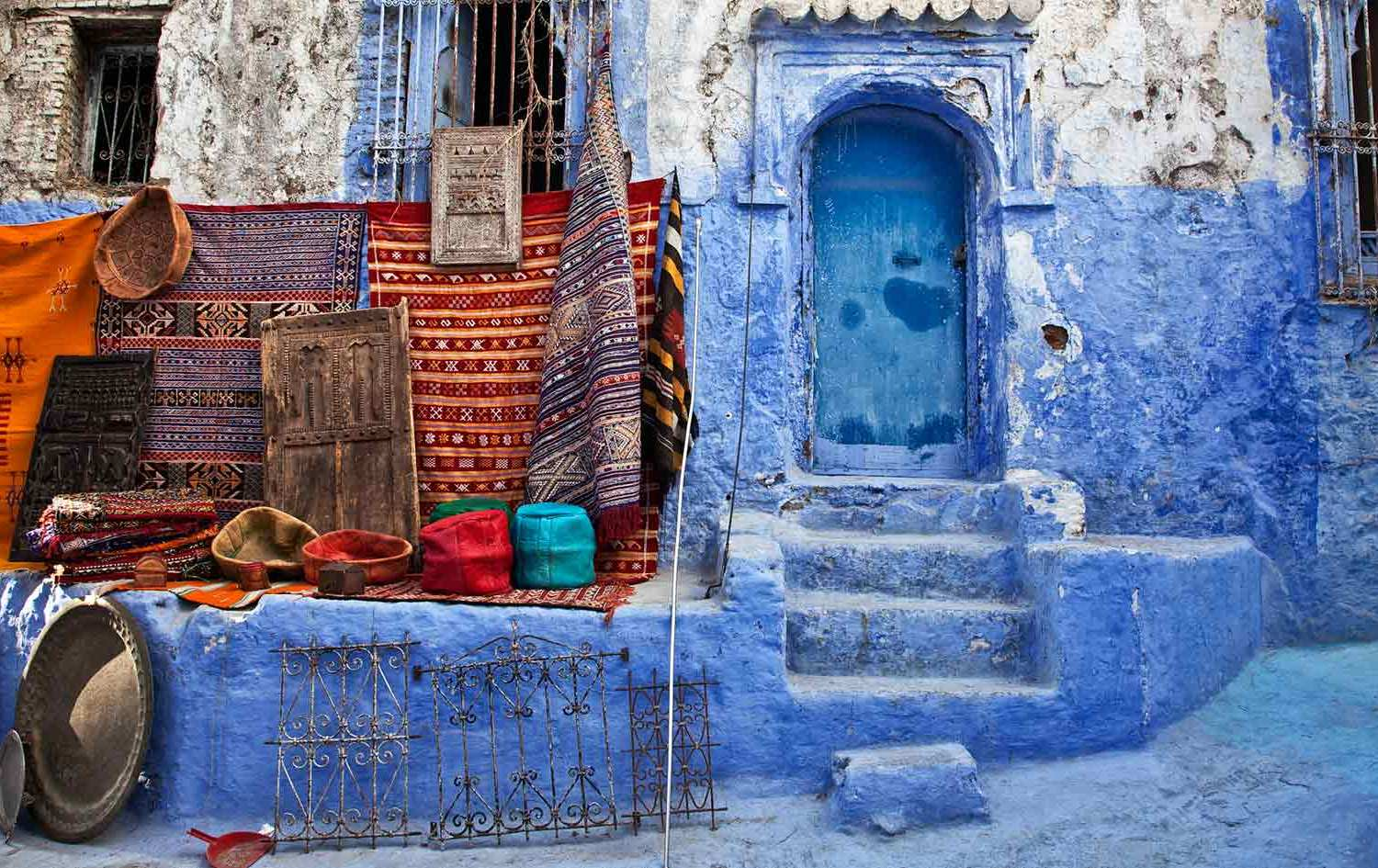 tour from fez to chefchaouen