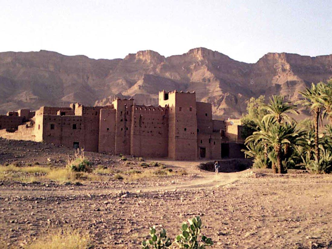 tamnougalt kasbah morocco tours agency