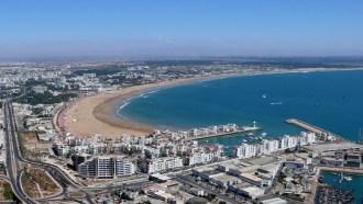 Agadir-beach Morocco
