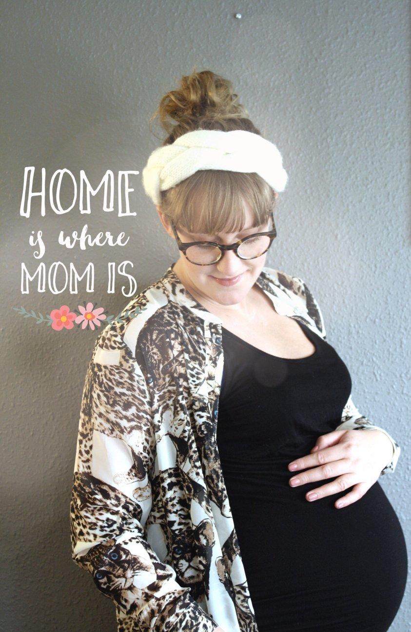 Morogmor blog - marie gravid uge 34