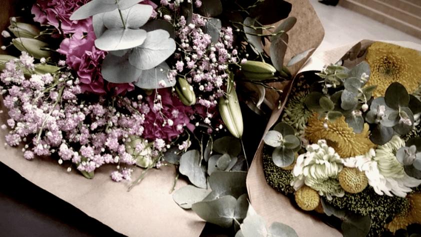 Smukke blomster til nyuddannet - mor og mor blog