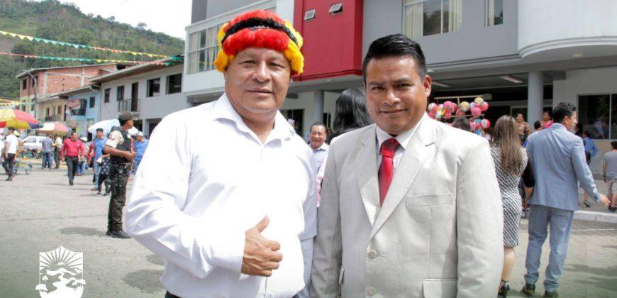 Festejamos a Santiago de Méndez en su aniversario.
