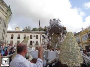 COFRADE. Salida de la Hdad. Del Rocío de Morón de la Frontera. 3 de junio @ Iglesia de San Miguel