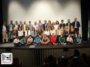 DEPORTES. VIII Gala del Deporte. 26 de enero. Teatro Oriente @ Teatro Oriente | Morón de la Frontera | Andalucía | España