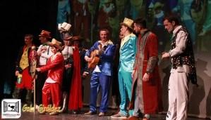 CARNAVAL. Pregón Juvenil, Francisco Ángel Copado Atienza. 25 de febrero. Teatro Oriente @ Teatro Oriente