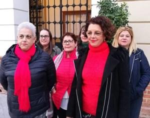 CONCENTRACIÓN. Día Internacional contra la violencia hacia las mujeres, Asamblea Feminista de Morón. 22 de noviembre. Plaza del Ayuntamiento. @ Plaza del Ayuntamiento