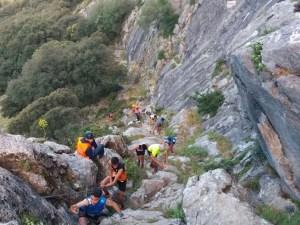 DEPORTES. VII Peñón Xtreme. 26 de abril @ Salida-Llegada: Camping El Peñón Camping El Peñón