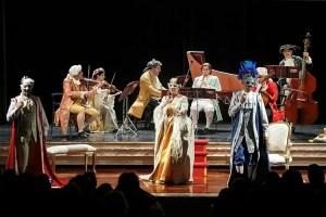 MÚSICA CLÁSICA. RETRATO DE HAENDEL - ENSEMBLE DI GIOVE. 10 de octubre. Teatro Oriente @ Teatro Oriente