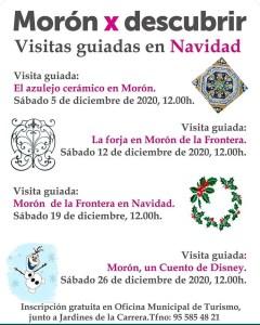 """TURISMO. Visita guiada """"El azulejo cerámico en Morón de la Frontera"""". 5 de diciembre. Espacio Santa Clara @ Espacio Santa Clara"""