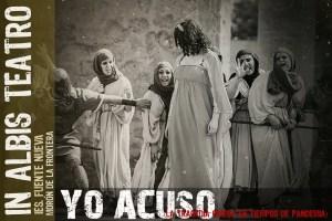 "TEATRO. ""Yo acuso"", In Albis. 16 de enero. Teatro Oriente @ Teatro Oriente"